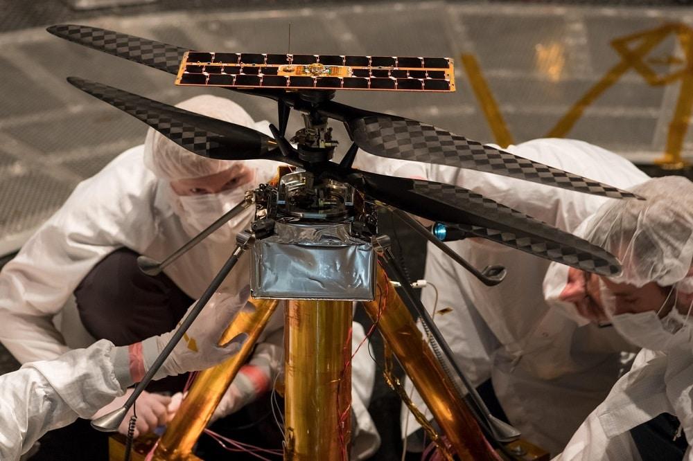 NASA JPL e Qualcomm