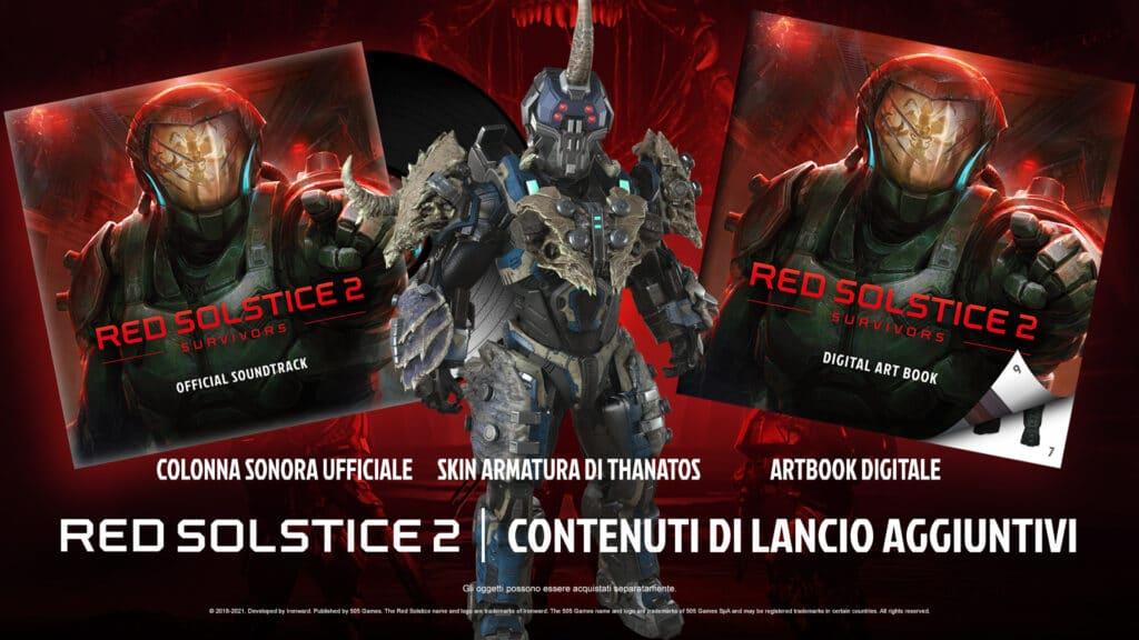 Red Solstice 2 contenuti aggiuntivi