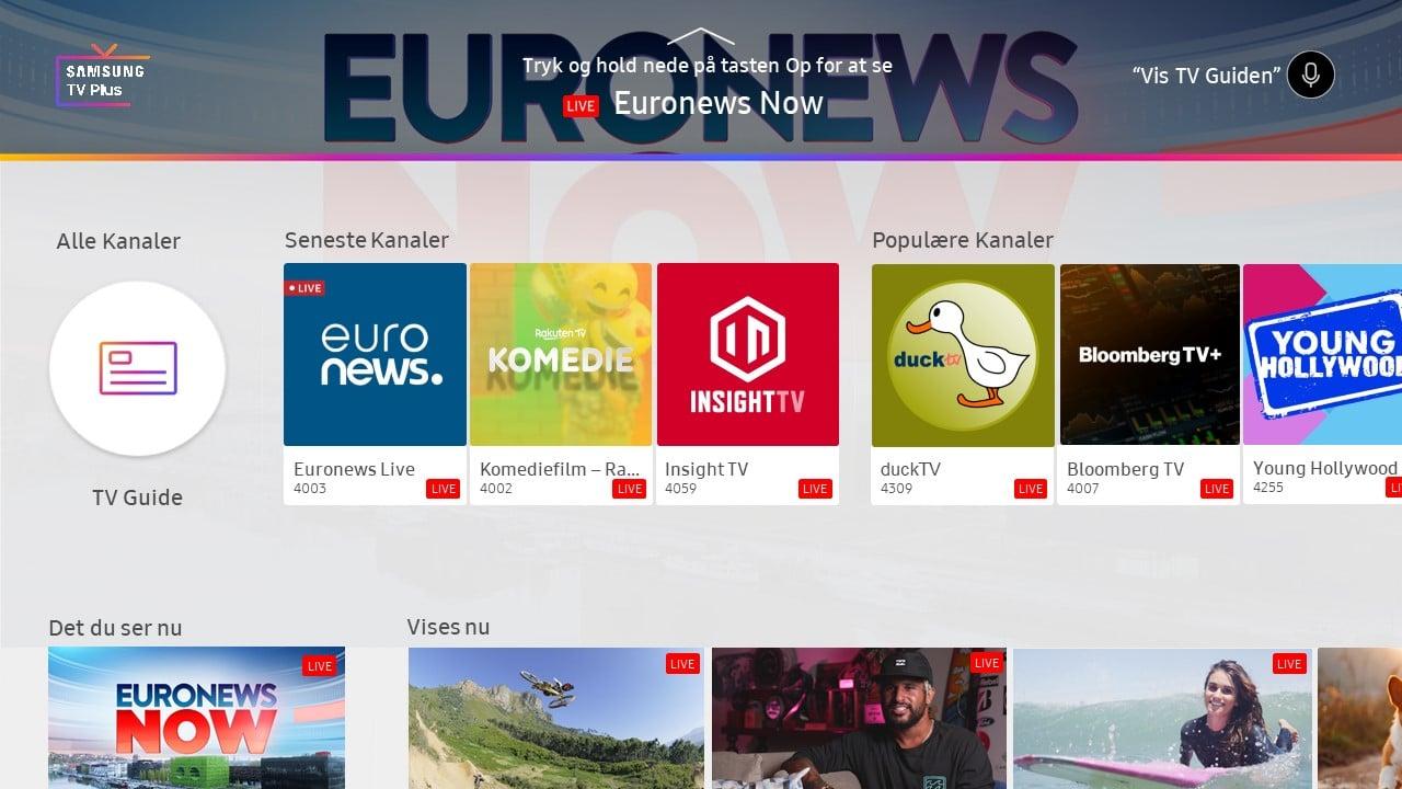 Rakuten TV e Samsung TV Plus rafforzano la loro partnership thumbnail
