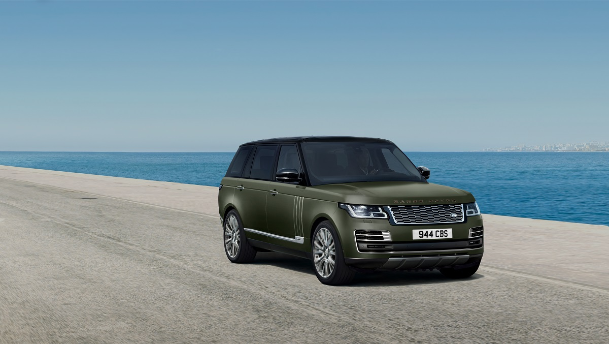 Land Rover presenta le nuove serie speciali Range Rover SVAutobiography Ultimate thumbnail