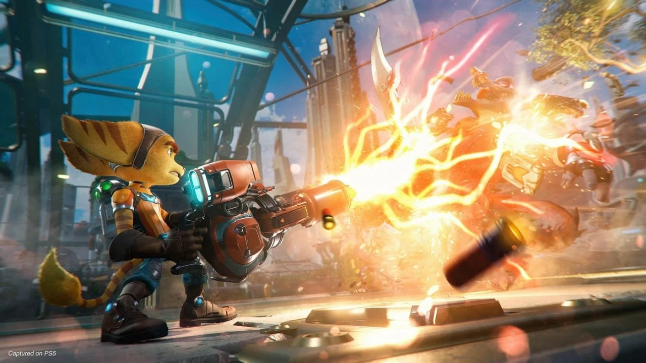 Il nuovo gameplay di Ratchet & Clank: Rift Apart mostra la potenza di PlayStation 5 thumbnail