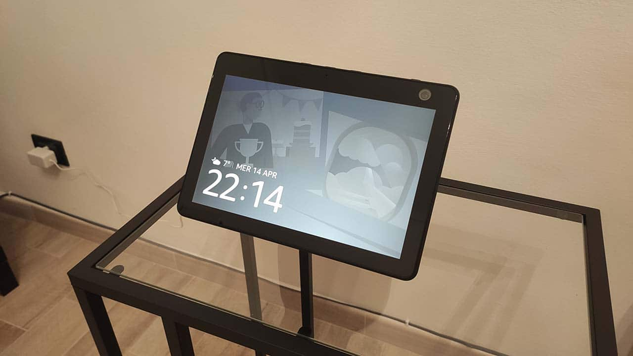Amazon lancerà un display smart da parete? thumbnail