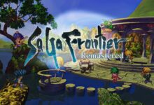 SaGa Frontier Remastered square enix