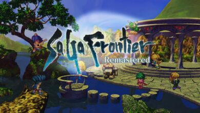 SaGa Frontier Remastered square enix
