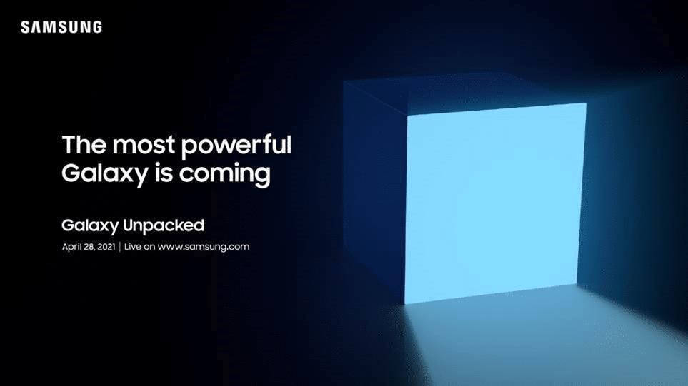 Un nuovo Unpacked per il lancio del Galaxy più potente thumbnail