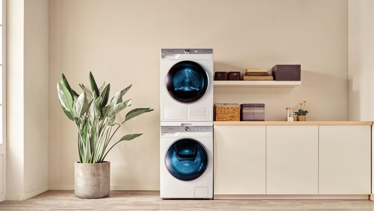 Samsung offre alcuni consigli per un lavaggio efficace e sostenibile thumbnail