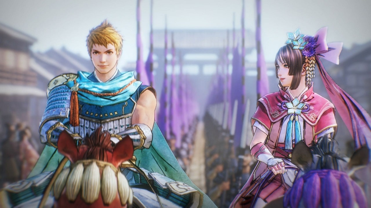 Il trailer di Samurai Warriors 5 mostra quattro nuovi personaggi thumbnail
