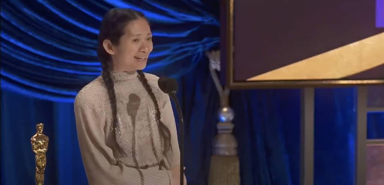 La Cina censura la vittoria agli Oscar di Chloé Zhao thumbnail