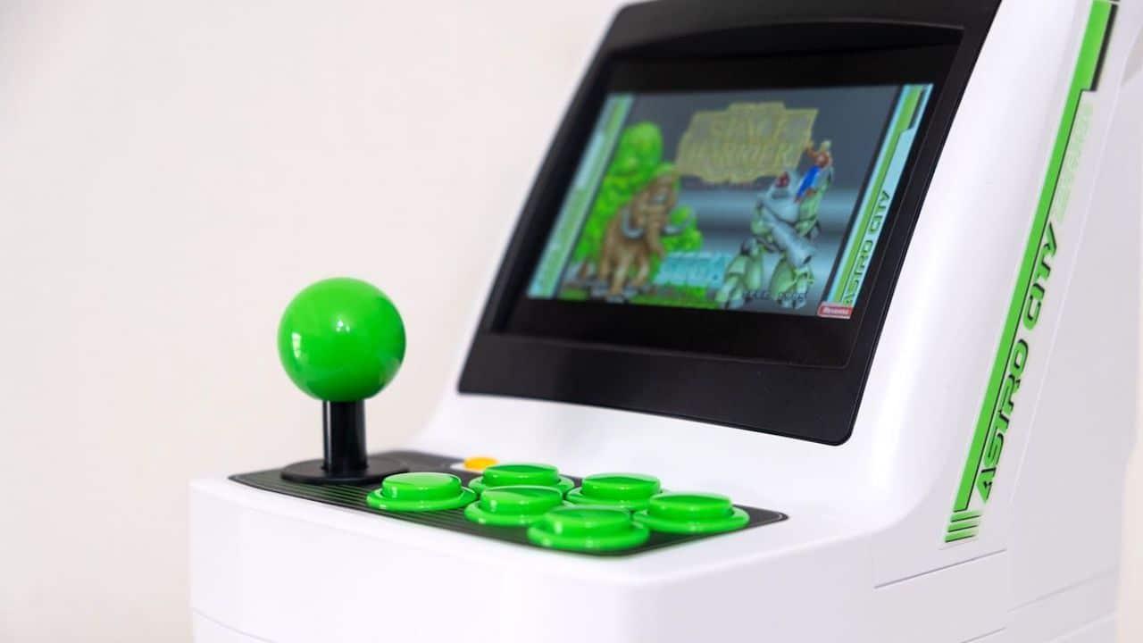 Sega Astro City Mini è finalmente preordinabile su Amazon thumbnail