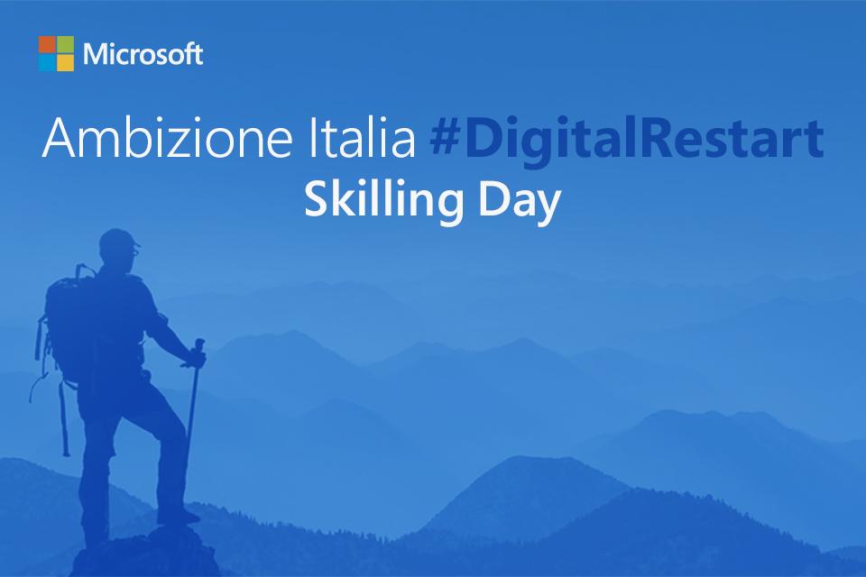 Lo Skilling Day di Microsoft
