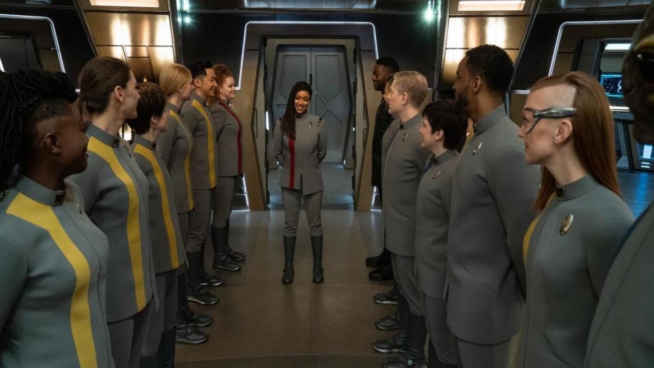 La nuova stagione di Star Trek Discovery debutterà nel corso del 2021 thumbnail