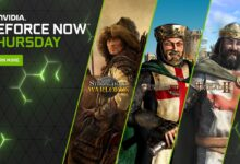 Stronghold Geforce now