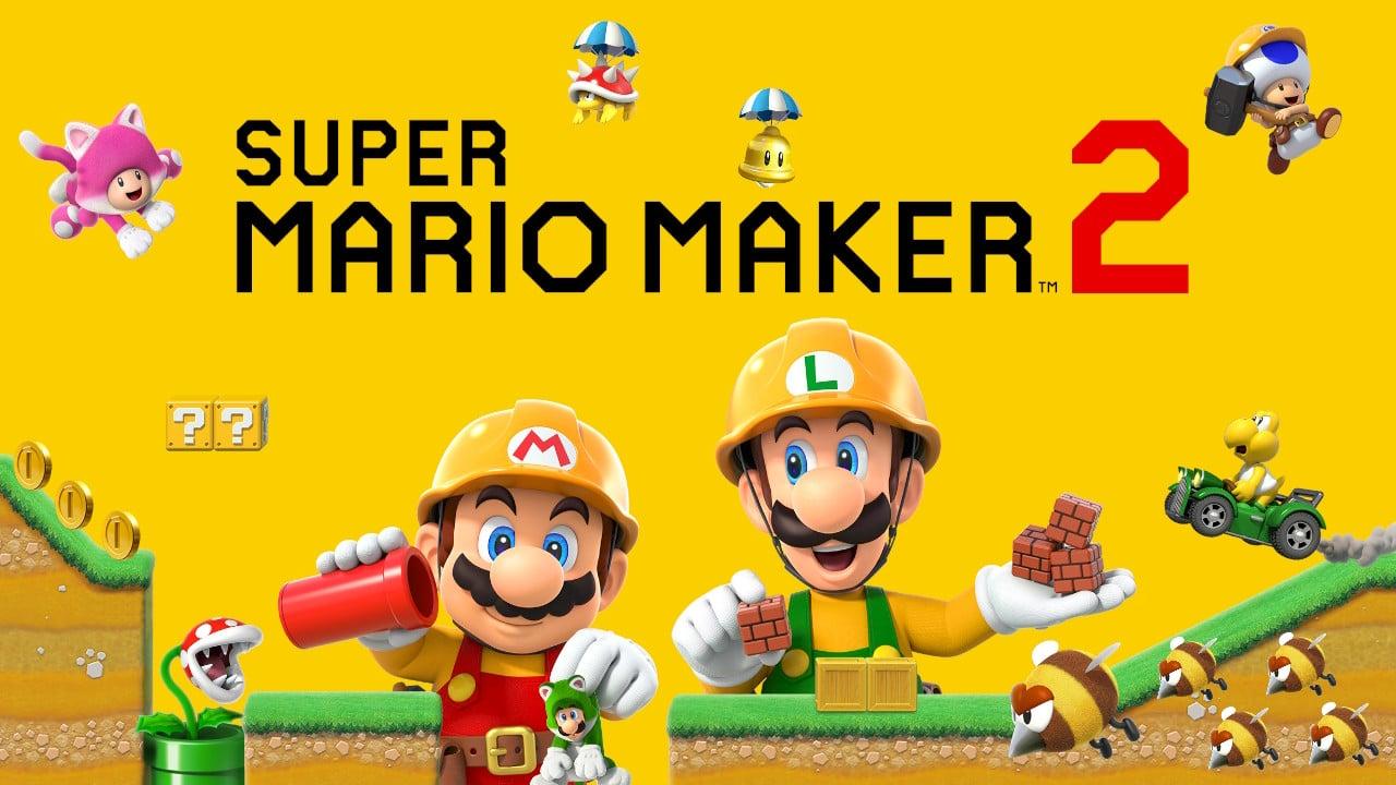 Super Mario Maker 2: l'evento finale chiude il supporto post lancio thumbnail