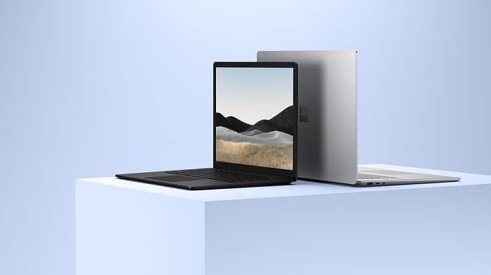 Surface Laptop 4 microsoft