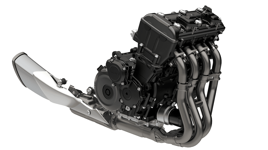 Suzuki GSX-S1000 2021 motore