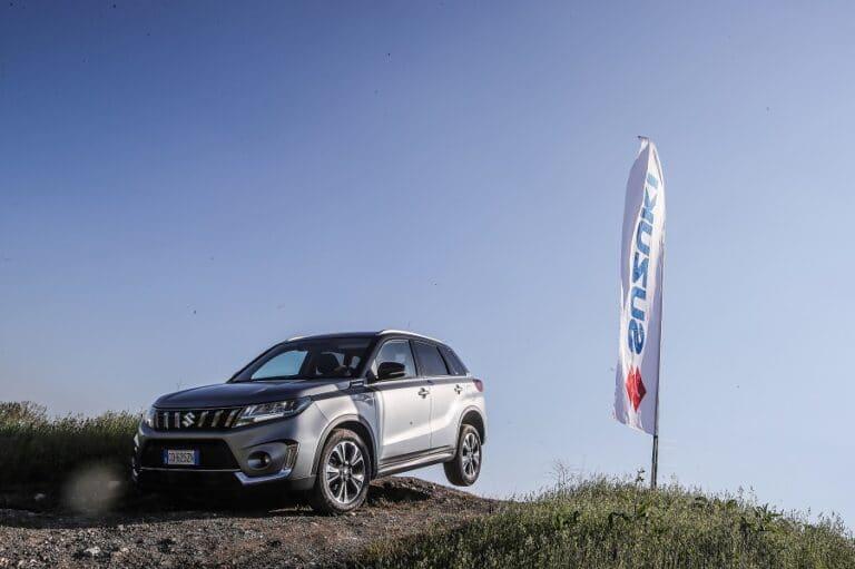 Suzuki Vitara Hybrid e S Cross Hybrid, la prova del cambio