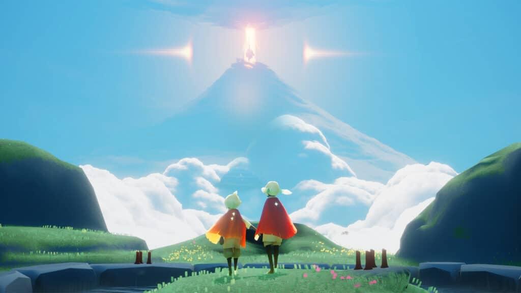 Sky Children of the Light Switch