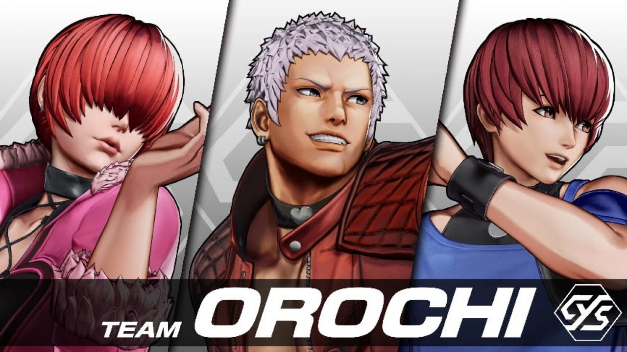 King of Fighters XV: il Team Orochi sta tornando thumbnail
