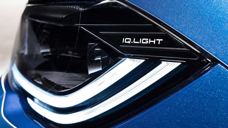Volkswagen Polo 2021 fari