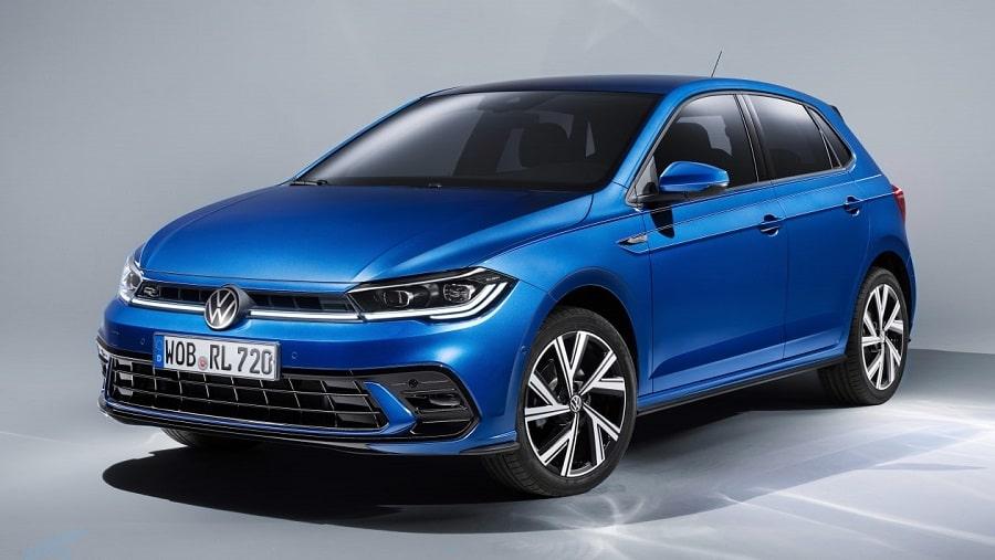 Volkswagen Polo 2021 frontale