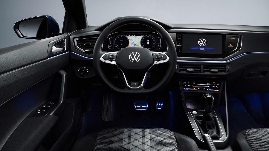 Volkswagen Polo 2021 interni