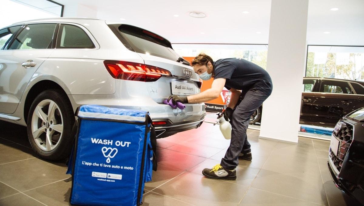Wash Out lancia un nuovo servizio per il lavaggio auto per i clienti business thumbnail