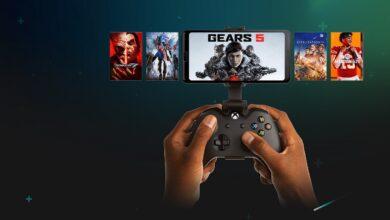 Xbox Game Pass Cloud