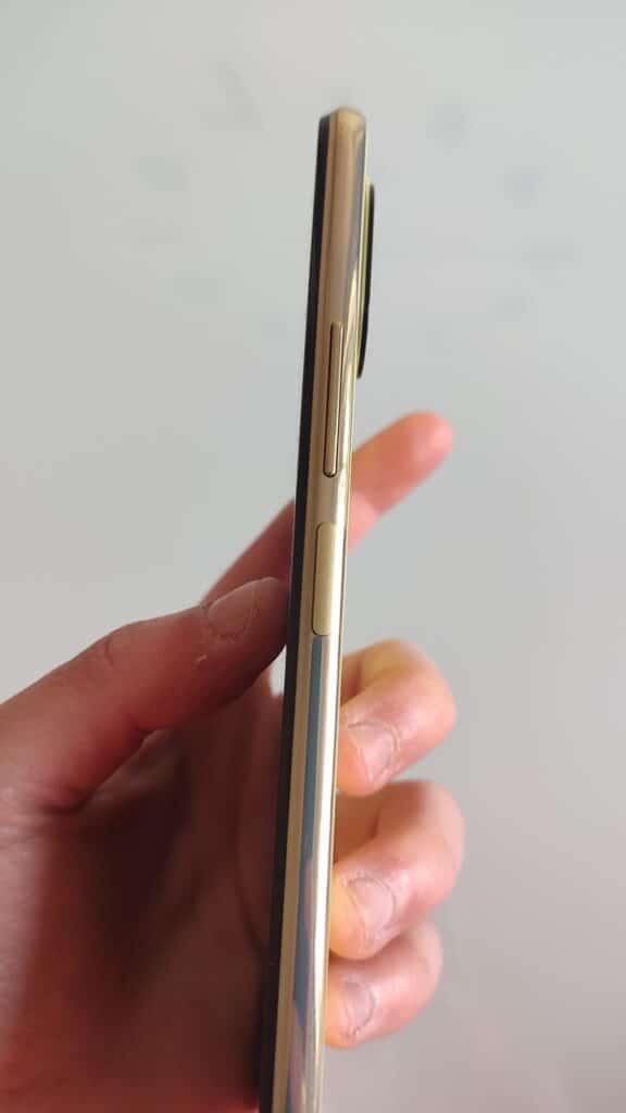 Xiaomi Mi 11 Lite 5G lato