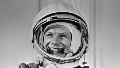 Yuri Gagarin spazio anniversario