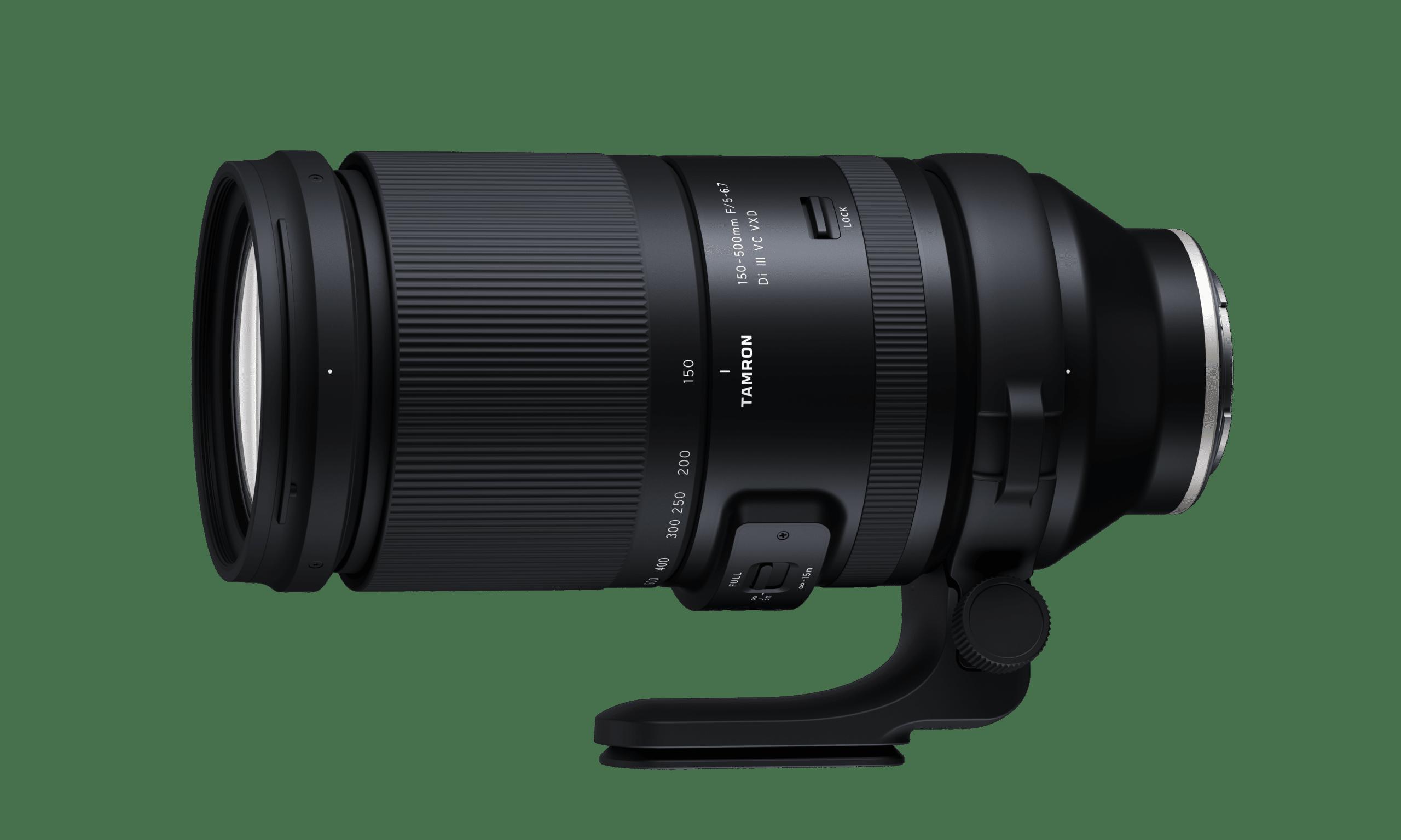 Con il nuovo 150-500mm F/5-6.7 Di III VC VXD, Tamron allunga il passo thumbnail