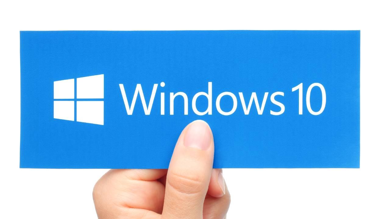 Nuovo aggiornamento per Windows 10. Cambia la taskbar con meteo e news thumbnail