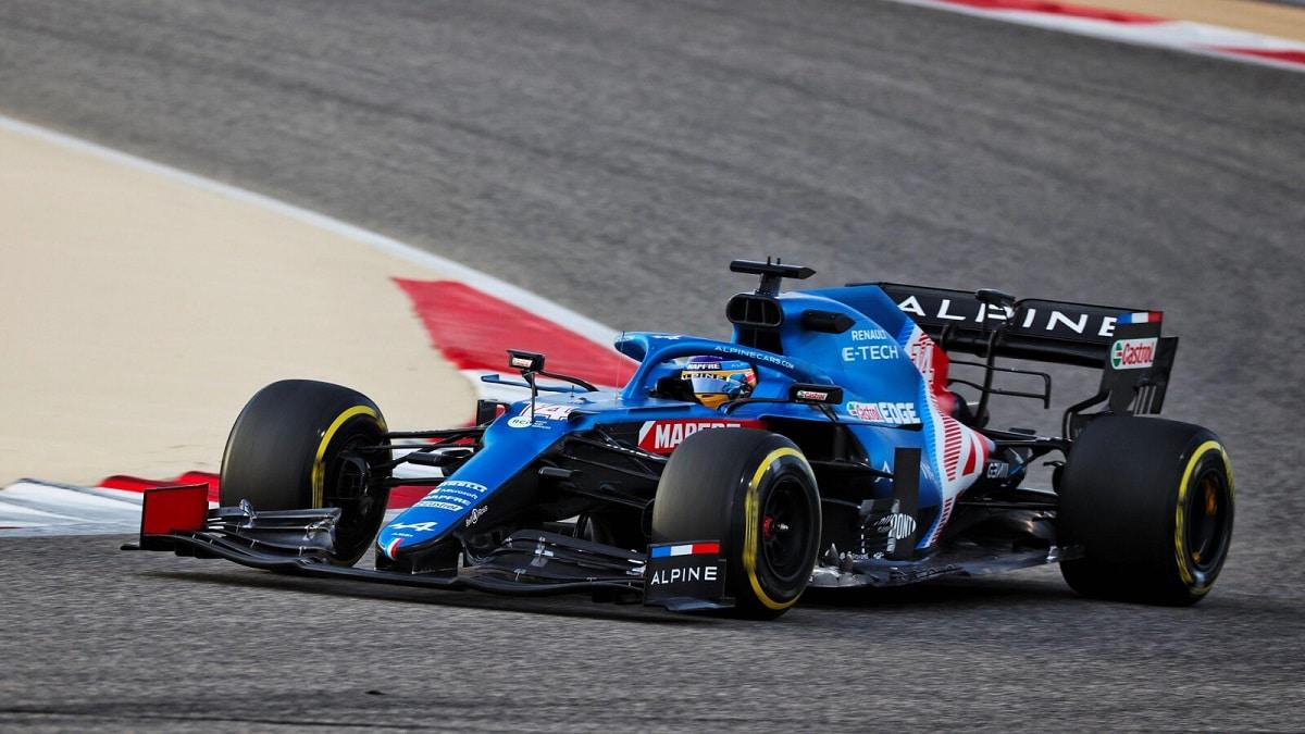Alpine F1 Team: ad Imola arrivano i primi punti della stagione thumbnail