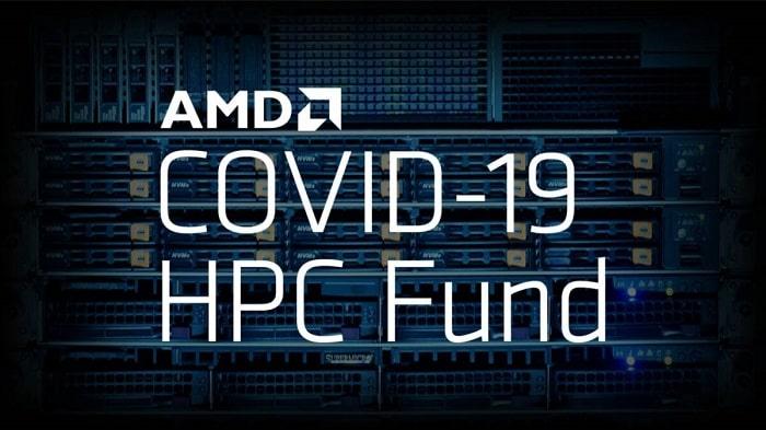 amd covid-19 hpc fund