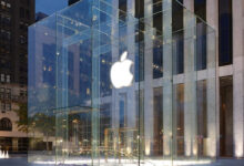 apple 45 anni store new york
