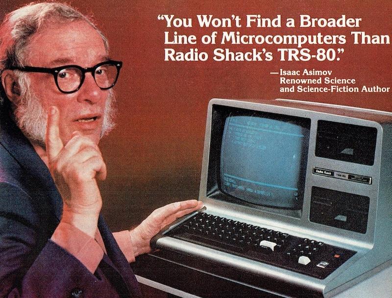 Asimov vedovi neri