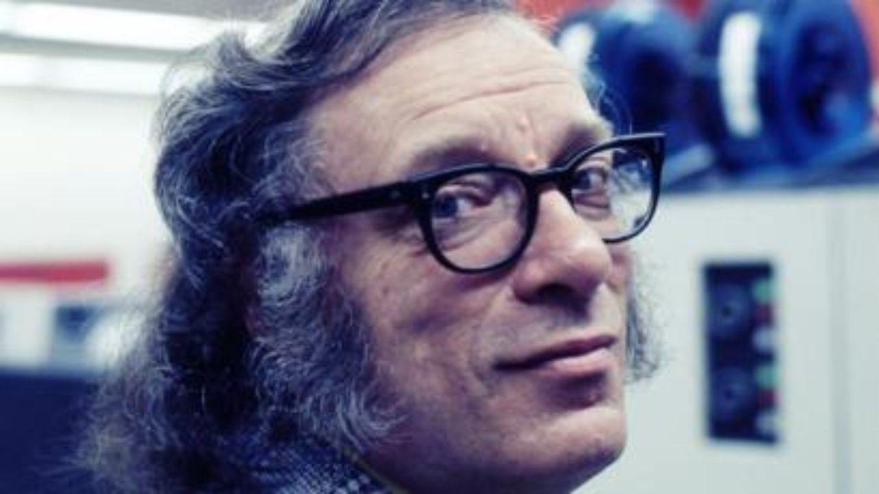E se vi dicessimo che Asimov fu anche un grande scrittore di gialli? thumbnail