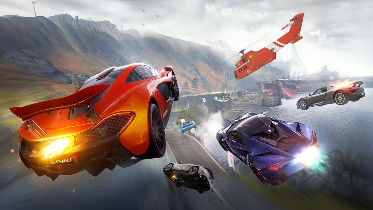 Asphalt 9 arriva su Xbox One e Series X|S: la serie supera un miliardo di download thumbnail