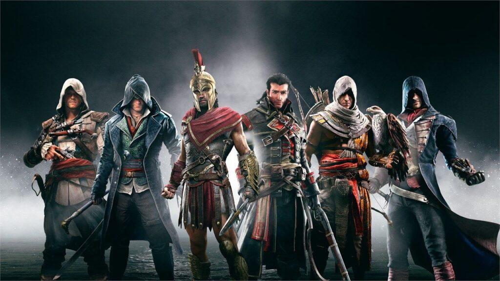 Assassin's Creed universo
