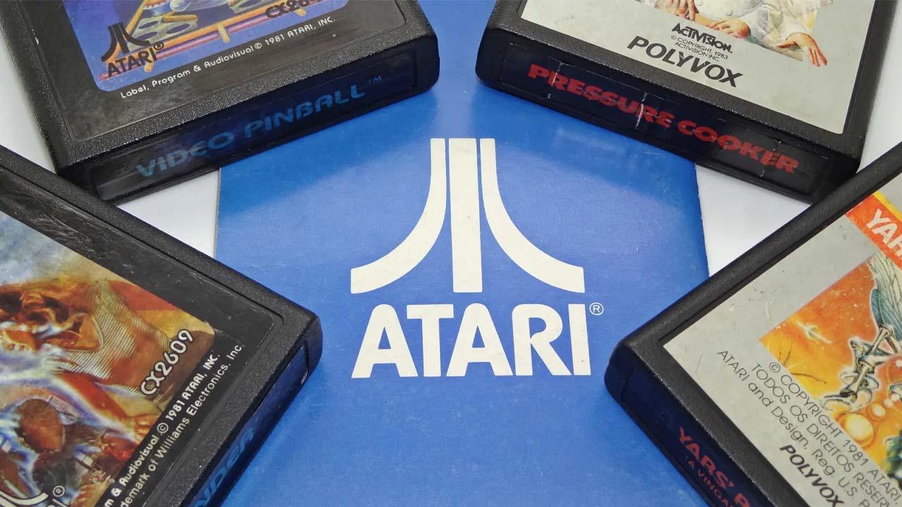 Atari ha iniziato a vendere i suoi cimeli digitali NFT thumbnail