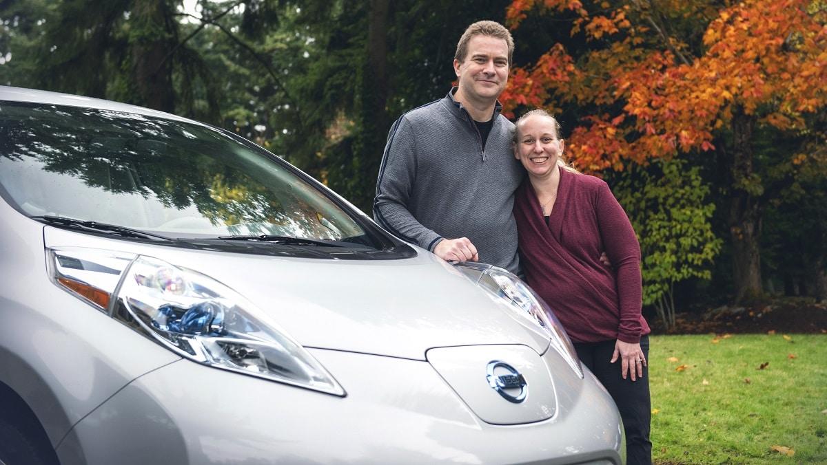 Gli automobilisti europei valutano l'acquisto di un'auto elettrica thumbnail