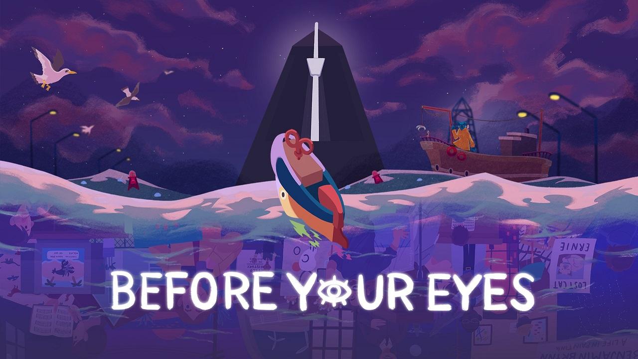 Before Your Eyes: il gioco che si gioca battendo gli occhi thumbnail