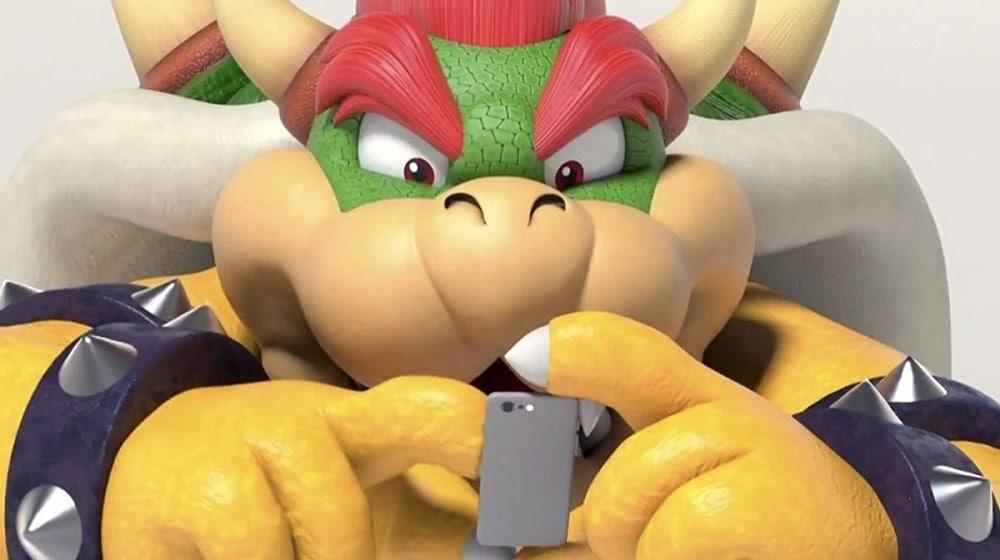 Bowser e Nintendo
