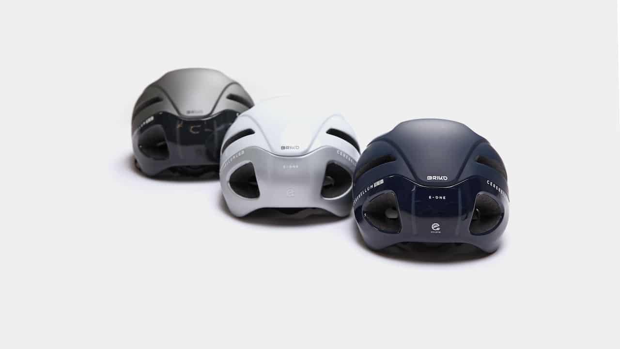 E-ONE LED, il nuovo casco da bici di Briko thumbnail