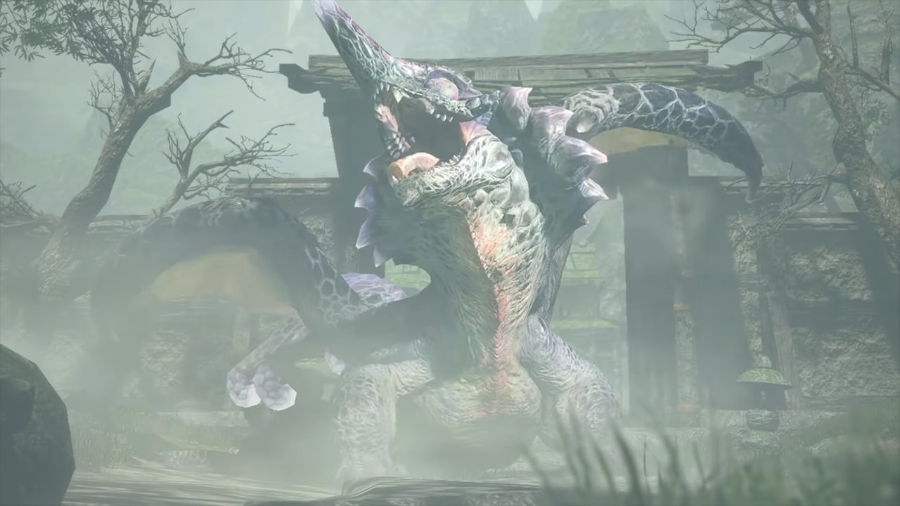 Monster Hunter Rise: il primo aggiornamento introduce il Chameleos thumbnail