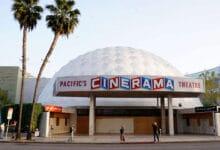 cinerama dome cinema americani chiusura