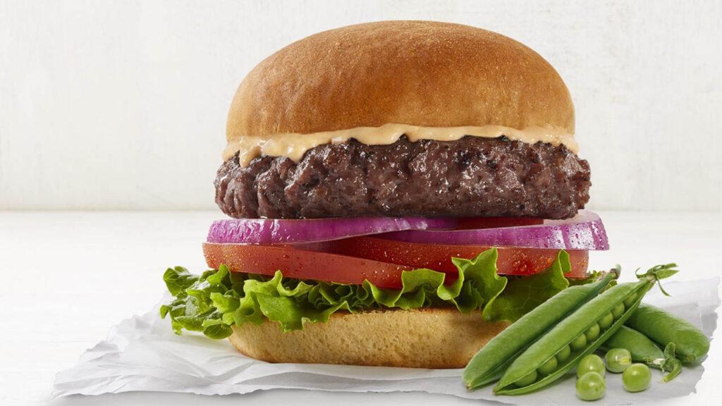 consumo carne - beyond meat beyond burger