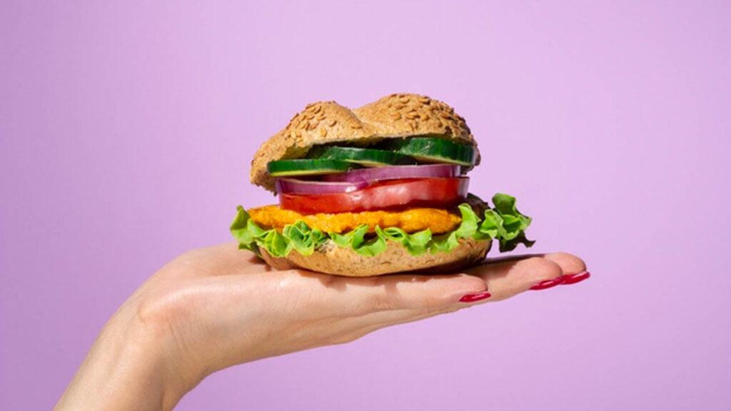 consumo carne hamburger