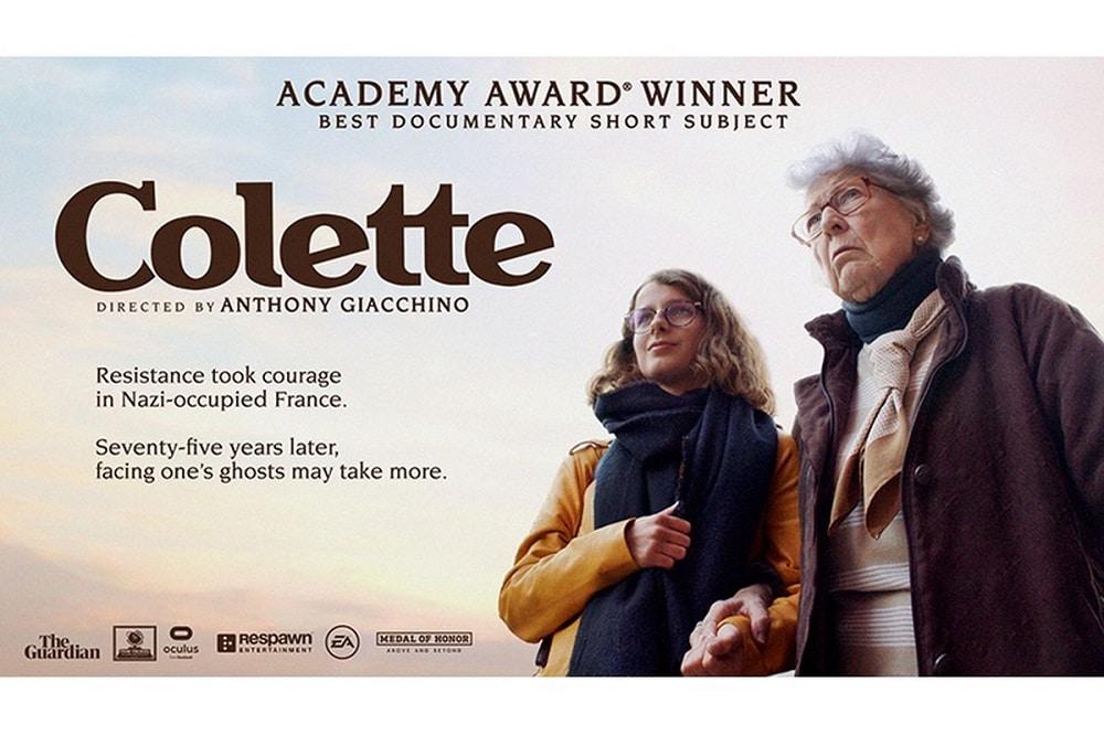 Colette cortometraggio Oscar