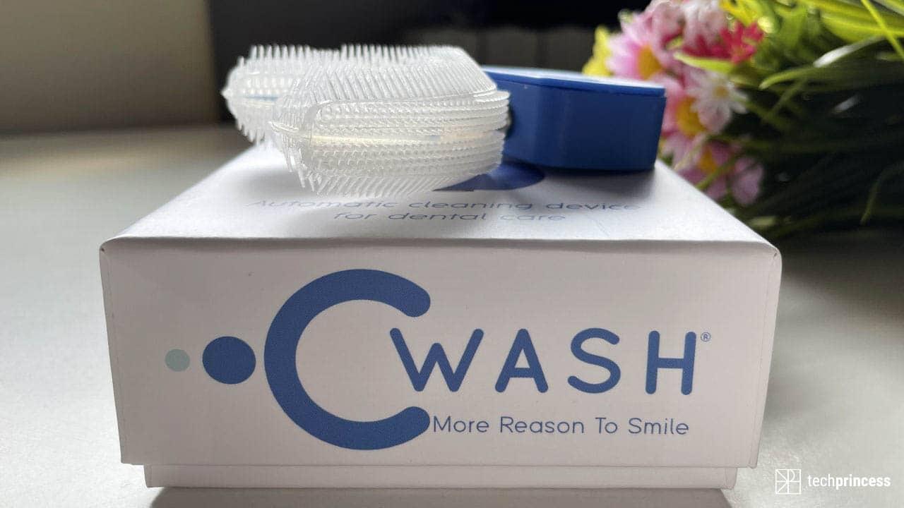 La nostra prova di Cwash: lavare i denti senz'acqua e senza dentifricio thumbnail