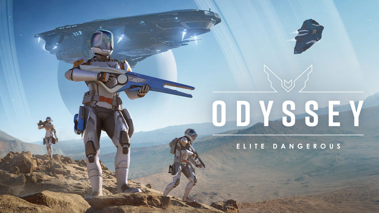 Elite Dangerous Odyssey ha una data di uscita su PC thumbnail
